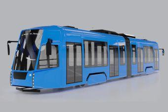 Первый в России беспилотный трамвай создаст «Роскосмос»