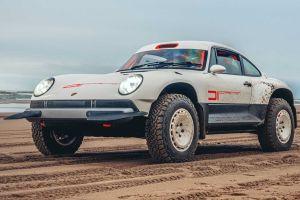 Калифорнийская компания построила уникальный Porsche 911 для ралли