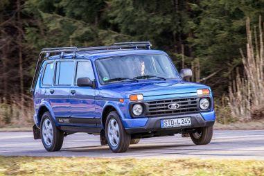 АвтоВАЗ скоро снимет с производства пятидверную версию классической Нивы