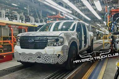 Ford выпустит недорогой безрамный пикап (ФОТО)