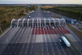 В России начал действовать штраф за проезд зайцем по платным дорогам