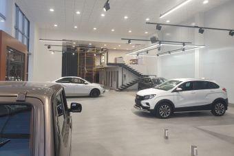 Новые автомобили в России после нового года подорожали на 2-3%