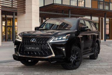 Слухи: В гамме Lexus появится рамный внедорожник классом выше, чем LX