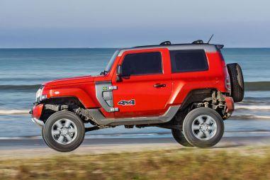 Ford снимет с производства свой самый экзотический продукт — внедорожник Troller