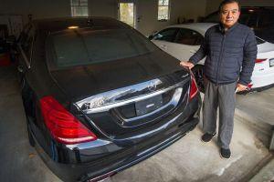 Канадцы судятся с Mercedes-Benz из-за S-Class: у новой машины клинит руль