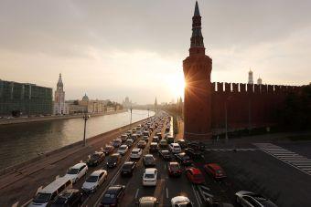 Из-за коронавируса Москва возглавила рейтинг городов с самыми загруженными дорогами