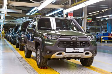 АвтоВАЗ не запланировал на 2021 год других новинок, кроме Niva Travel и Largus FL