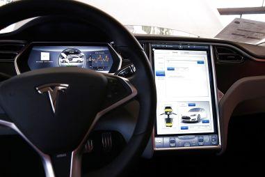В США Теслу обязали отозвать 158 тысяч электромобилей из-за опасного дефекта