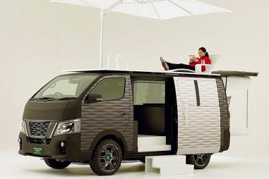 Nissan разработал практичные концепты для выставки тюнинга в Токио