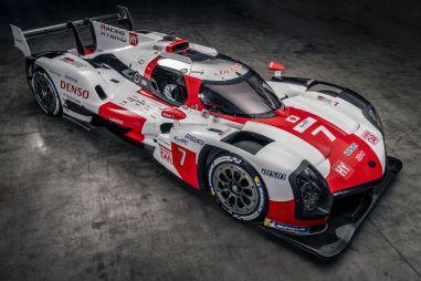 Toyota Gazoo Racing представила новое поколение лемановского болида GR010 Hybrid