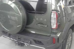 Niva Travel появилась у дилеров Lada (ФОТО)