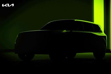 Kia приняла новую стратегию развития, сменила название и рассказала о перспективных электромобилях