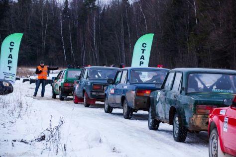 Автоспорт в Подмосковье: анонс на 16 января