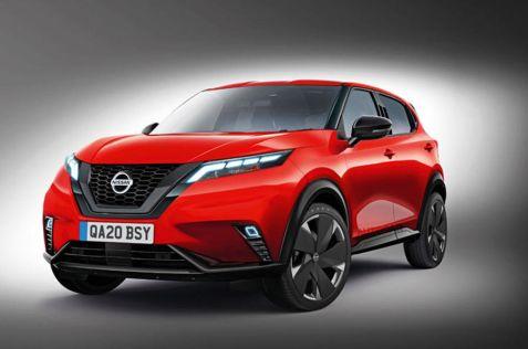 Nissan рассказал про начинку следующего Qashqai
