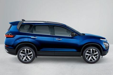 Tata выпустила трехрядный кроссовер на упрощенном шасси от Land Rover