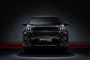 Kia анонсировала в России старт продаж специальной версии Sportage Black Edition