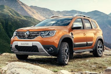 Renault объявила дату презентации нового Duster для России