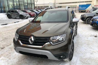 Renault Duster нового поколения начинают отгружать дилерам (ФОТО)