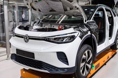 Volkswagen засудит Bosch и Continental за нехватку чипов для автомобилей