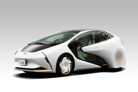Новые подробности о Toyota Prius следующего поколения от японских СМИ