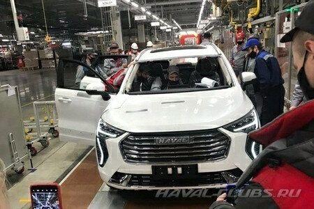 Прочие темы 25 января: новый Haval в России, патенты Toyota и другое