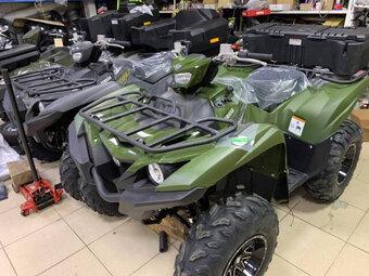 Рынок квадроциклов в России с 2014 года уже сжался в 4 раза.
