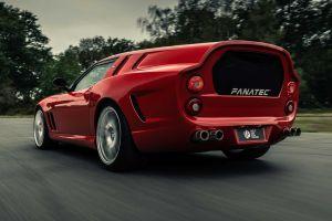 Из Ferrari 550 Maranello построили «фургон для развозки хлеба»