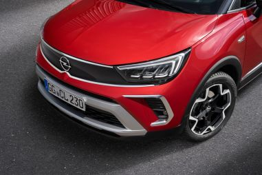 Opel анонсировал продажи кроссовера Crossland в России