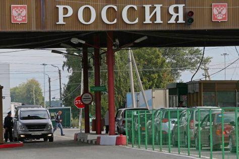 Иностранным автомобилям не позволят выехать из России до уплаты штрафов