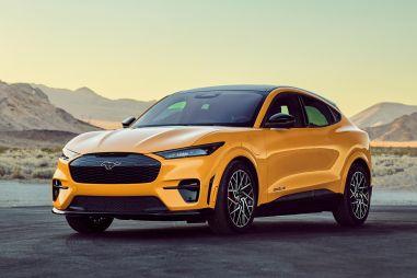 Ford будет производить электрокроссы Mustang Mach-E совместно с Changan