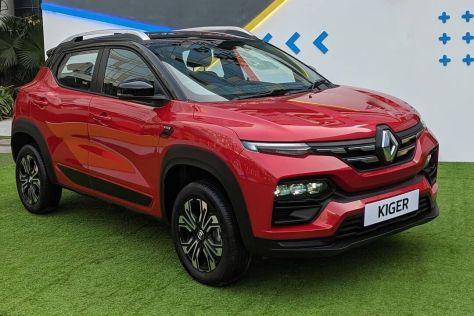 Renault выпустила новый ультрабюджетный кроссовер для небогатых стран