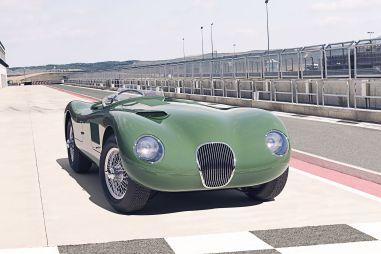 Jaguar возобновит производство гоночного C-Type из 1950-х