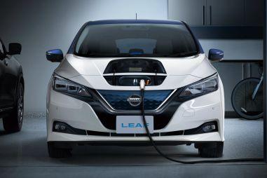Объем рынка новых электромобилей в России удвоился в 2020 году
