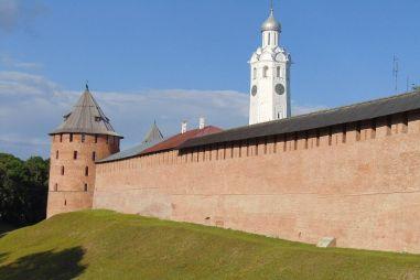 Наконец-то Великий Новгород!
