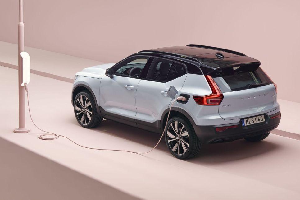 Новые серийные электромобили 2021 года