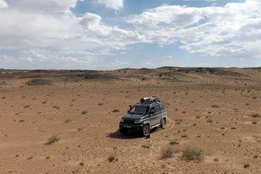 Путешествие Двоих на Патриоте летом 2018 года. Из Якутска в пустыню Гоби