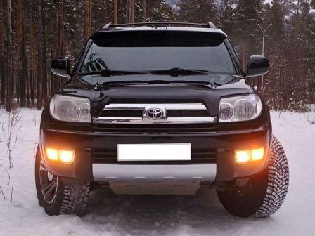 Toyota 4Runner 2003 - отзыв владельца