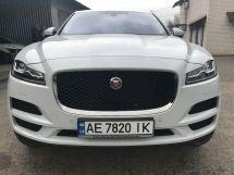 Отзыв о Jaguar F-Pace, 2016 отзыв владельца