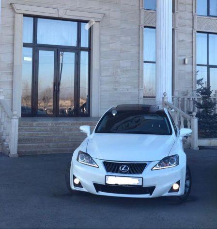 Lexus IS250 2011 - отзыв владельца