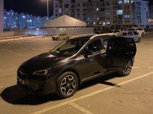 Отзыв о Subaru XV, 2018 отзыв владельца