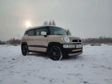 Suzuki Xbee 2018 - отзыв владельца