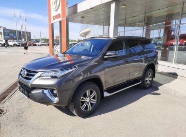 Toyota Fortuner 2020 отзыв автора | Дата публикации 28.01.2021.
