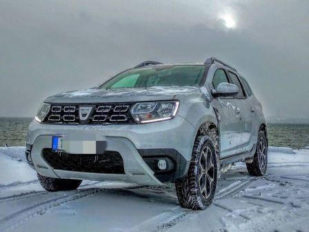 Dacia Duster 2018 - отзыв владельца