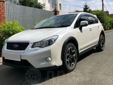 Subaru XV 2013 отзыв автора | Дата публикации 01.01.2021.