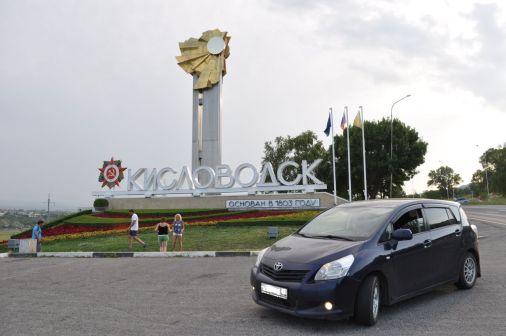 Toyota Verso 2009 - отзыв владельца