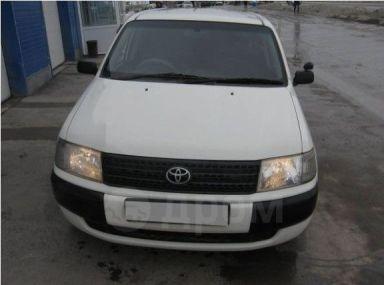 Toyota Probox 2002 отзыв автора | Дата публикации 02.01.2021.