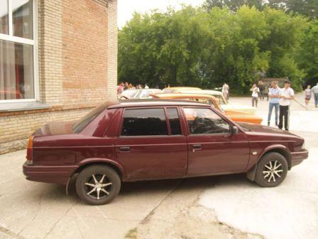 Москвич 2142 1998 - отзыв владельца