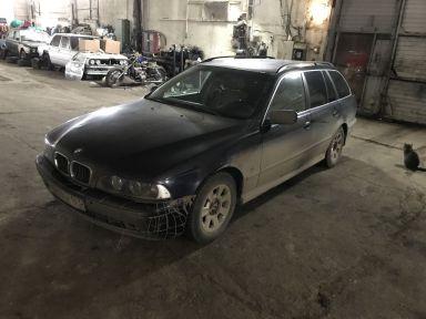 BMW 5-Series 2001 отзыв автора | Дата публикации 04.01.2021.