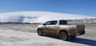 Отзыв о Toyota Hilux Pick Up, 2018 отзыв владельца