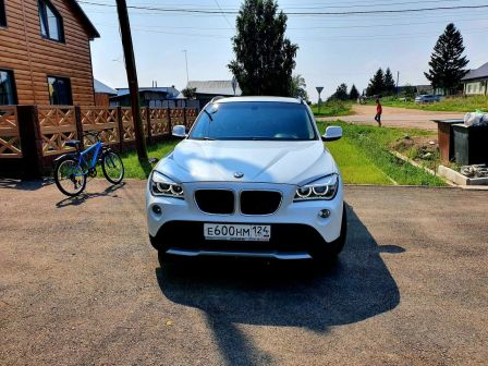 BMW X1 2010 - отзыв владельца